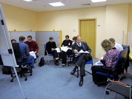 Организация работы руководителя: постановка задач, делегирование, контроль. 1.10