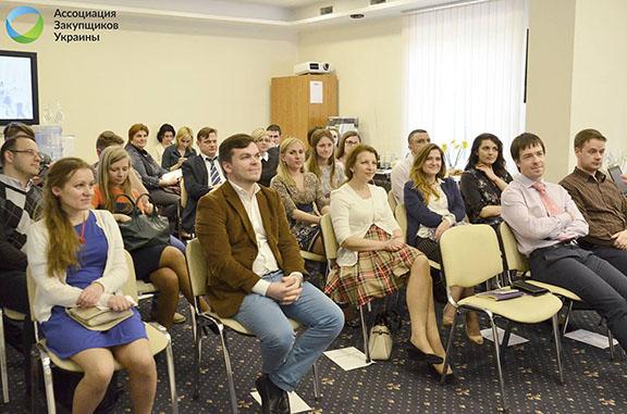 1 Тренинг Чаковой Л. для Ассоциации закупщиков Украины