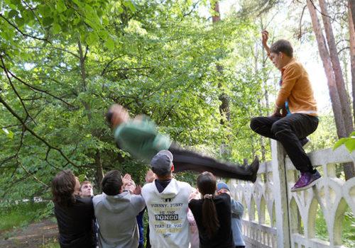 Экстрим-тренинг и квест «Поддержка и мобилизация в нестандартных ситуациях»