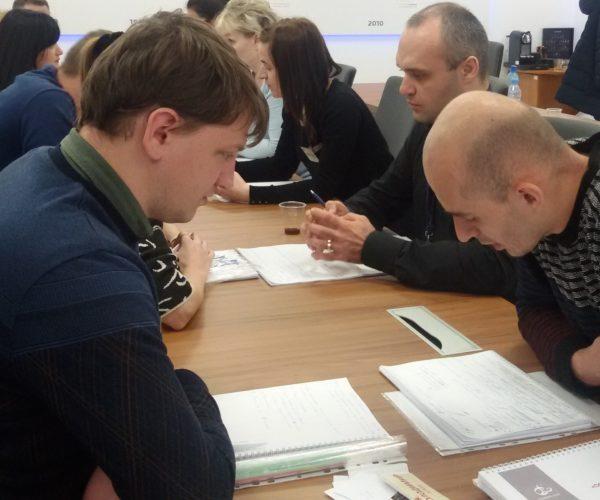 тренинг по переговорам, работа с возражениями