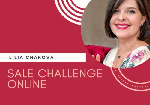 SALE CHALLENGE ONLINE. Апгрейд та обмін креативом у продажах