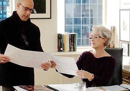 Фильм «Дьявол носит Prada». Тема: лидерство, управление, развитие сотрудников