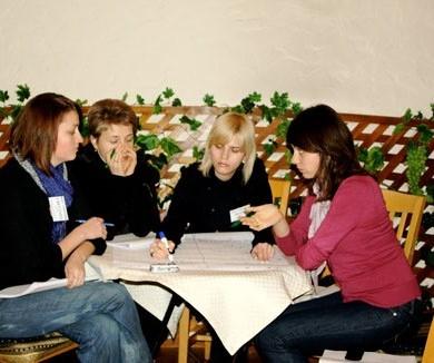 Комуникація у конфліктних ситуаціях між працівниками з різних відділів